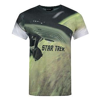 Star Trek Enterprise Men's T-Shirt