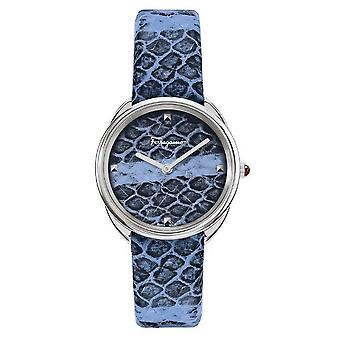 Salvatore Ferragamo Wristwatch Kvinders Quartz Cuir SFNE00119