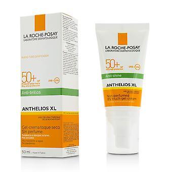 Anthelios xl niet geparfumeerde droge touch gel crème spf50+ anti shine 209679 50ml/1.7oz
