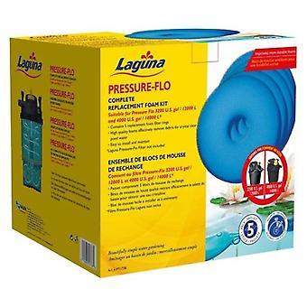 Laguna Foamex Laguna Pressure Flo 14000 To refill 5pcs