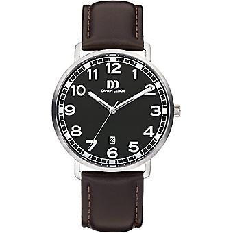 Clock-Male-Danish Designs-DZ120617