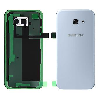 Housing part back cover, for Samsung Galaxy A5 2017 - Blue