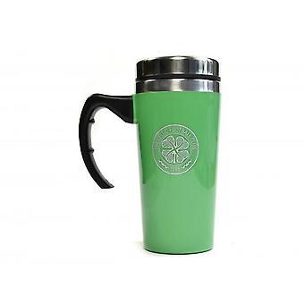Celtic FC Aluminum Thermos Style Travel Mug