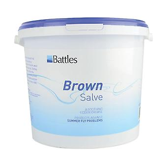 Battles Brown Salve Liquid
