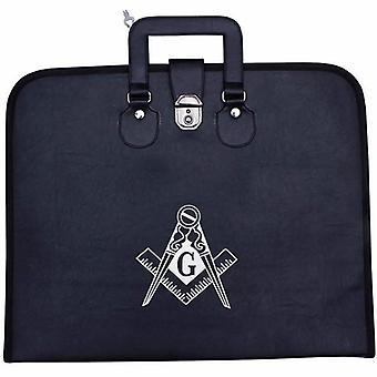 Masonic regalia provincial full dress square compass apron case [multiple colors]