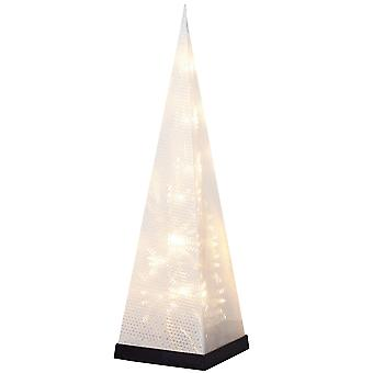 Christmas Shop Medium Battery Operated Firework Cone