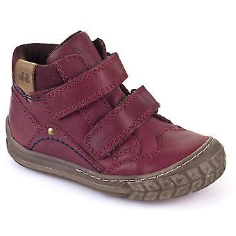 Froddo chłopcy G3110067-2 buty czerwony
