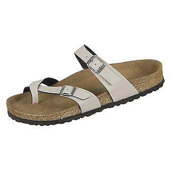 Birkenstock Mayari 1009990 zapatos universales de verano para mujer