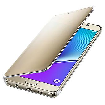Samsung bulk EF-ZN920CFE clear view crystal clear cover case for Galaxy rated 5 - gold