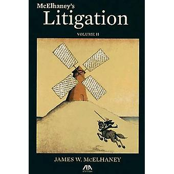McElhaney's Litigation by James W. McElhaney - 9781614389620 Book