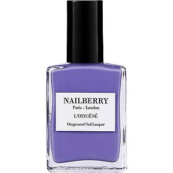 NailBerry Oxygenated Nail Lacquer - Bluebell 15ml