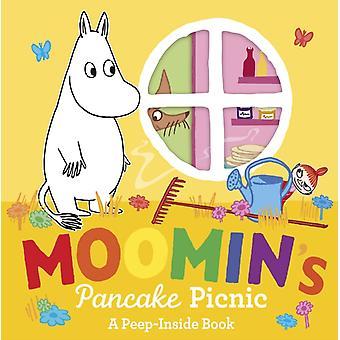 Moomins Pancake Picnic PeepInside by Tove Jansson