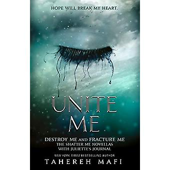 Unite Me by Tahereh Mafi - 9781405296243 Book