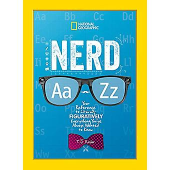 Nerd A to Z by National Geographic Kids - 9781426334740 Book