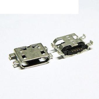 यूएसबी डीसी चार्ज सॉकेट पोर्ट जैक कनेक्टर अल्काटेल वन टच पॉप 7 P310A के लिए
