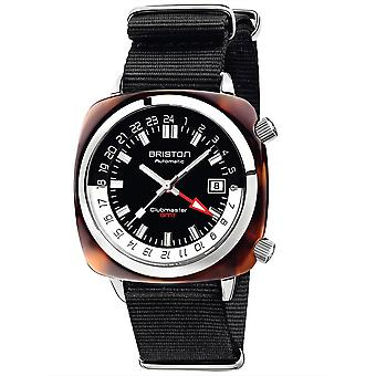 Briston Clubmaster GMT Traveller Automaattinen Miesten Watch 19842.SA. T.1.NB