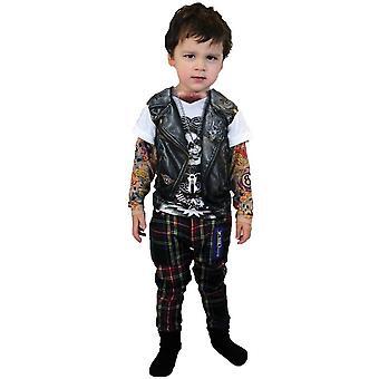 Tattoo Sleeve T-Shirt Child