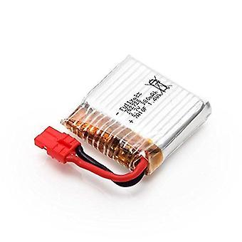 YUNIQUE France ® 1 Pièces de Rechange de Batterie au Lithium 3.7V / 380mAh pour Le Drone de Quadcopter de RC de SYMA X21 X21W