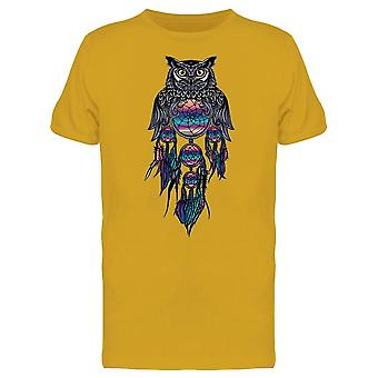 Owl Dream Catcher Tee Men's -Image par Shutterstock