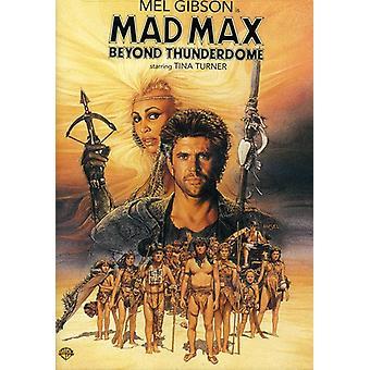 Mad Max Beyond Thunderdome [DVD] USA importerer