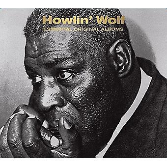 Howlin Wolf - Essential Original Albums [CD] USA import