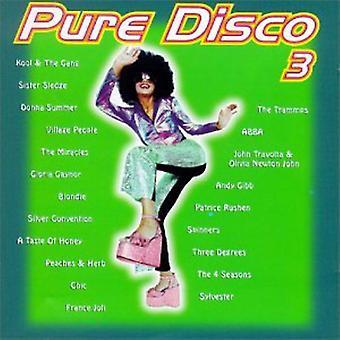 Pure Series - Pure Series: Vol. 3-Pure Disco [CD] USA import