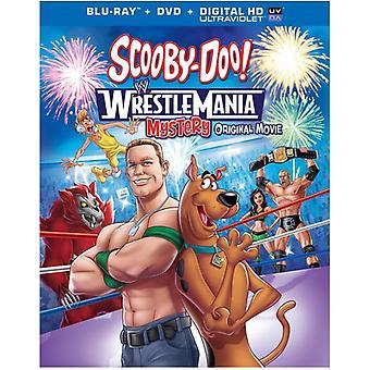 Scooby-Doo: Wrestlemania Mystery [BLU-RAY] USA import