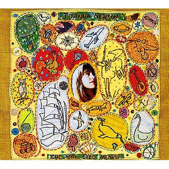 Joanna Newsom - Milk-Eyed Mender [CD] USA import