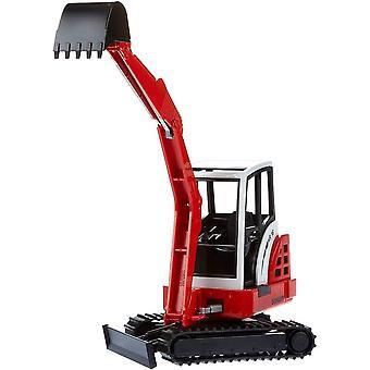 Bruder - Schaeff Mini Excavator HR 16  1:16 02432