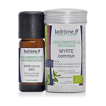 Organic Myrtle essential oil 10 ml of essential oil