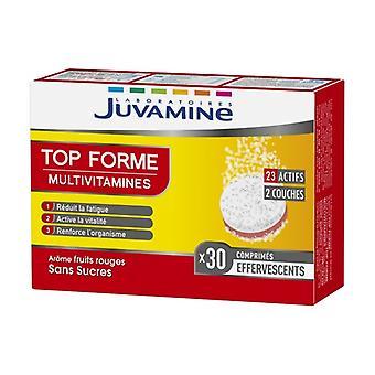 Top Forme - Multivitamins 30 effervescent tablets