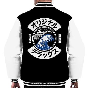Dividere e conquistare Japan Wave Surfing Club Uomini's Giacca Varsity