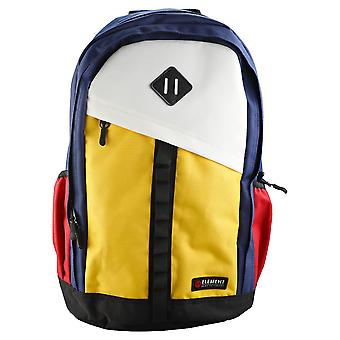 Element Cypress Outward Unisex Backpack in Blue Multicolour