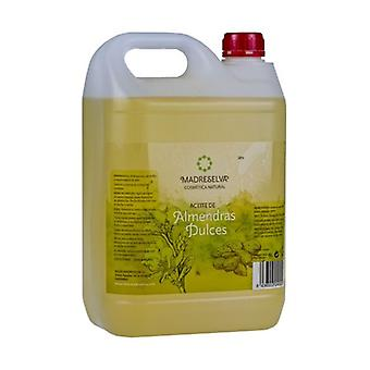 Sweet almond oil 5 L of oil