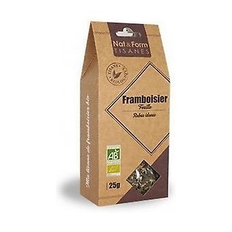 Raspberry Herbal Tea Organic Leaf 25 g