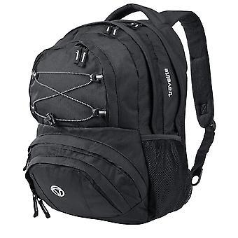 travelite Basics multifunktionsryggsäck 42 cm, svart