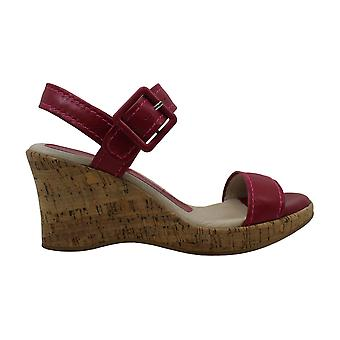 David Tate Womens Newport Open Toe Casual Ankle Strap Sandals