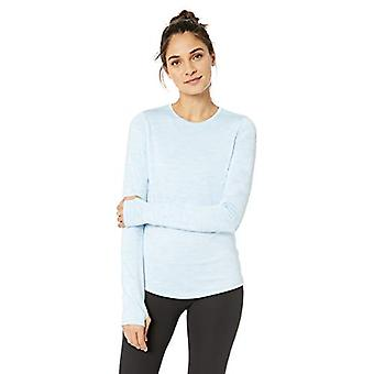 Marque - Core 10 Women's Standard Be Warm Brushed Thermal Fitted Long S...
