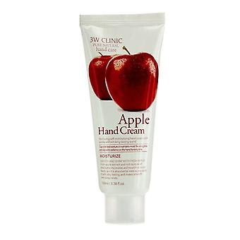 3W Clinic Handcreme - Apple 100ml/3,38 oz