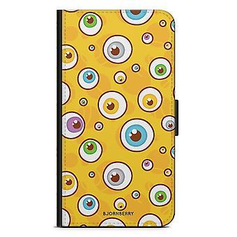 Bjornberry Wallet Case LG G5 - Eye Pattern