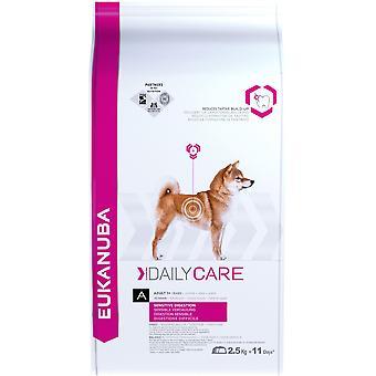 Eukanuba Daily Care Sensitive Digestion - 2,5 kg