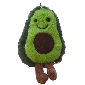 Fruit Avocado Pendant Cute Doll - Women Ladies Bag Stuffed Toy