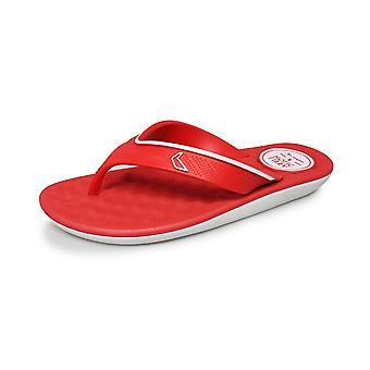 Rider R Line Plus AD Mens Flip Flops / Sandals  - Red