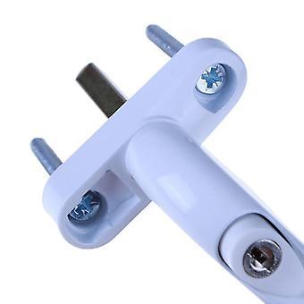 Upvc العالمي نافذة مقبض قفل المفتاح مع أقفال- مقبض الباب الأمن