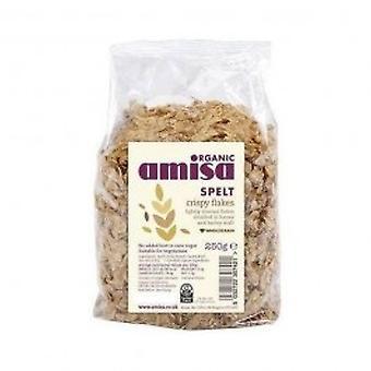 Amisa - Organic Crispy Spelt Flakes 250g