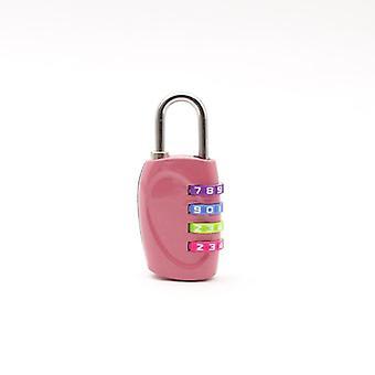Four-digit Password Padlock Gym Cabinet Lock