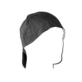 Balboa CPW114S Baumwolle schwarz Schweißer Cap - Größe 7.0
