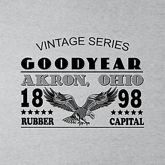 Goodyear Vintage Series Men's Varsity Jacket
