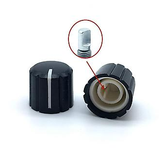 Potenciometer Roatry Encoder Spínacie uzávery, Plastové Gombík