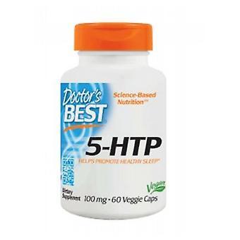 Lääkärit Paras 5-HTP, 100 mg, 60 Vcaps